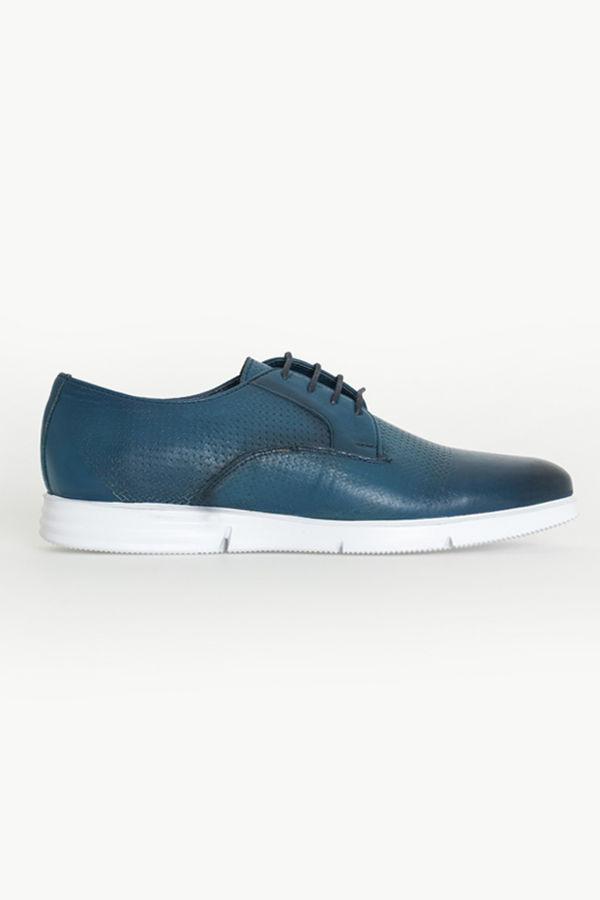 HTML - Mavi Günlük Casual Ayakkabı