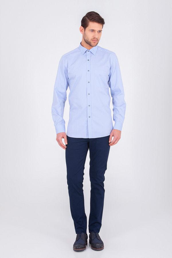 Açık Mavi Regular Gömlek