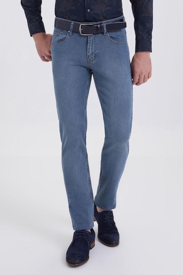 Hatemoğlu - Lacivert Regular Pantolon