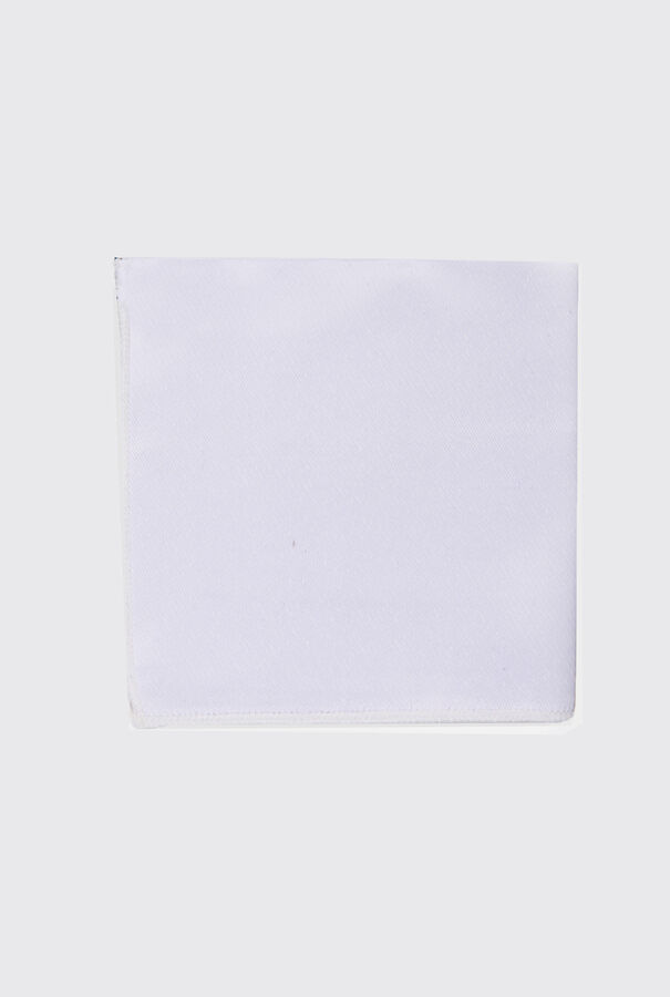 HATEM SAYKI - Beyaz 1 Tanımsız Kravat / Papyon / Mendil