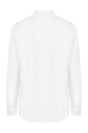 Hatemoğlu - Regular Fit Beyaz Gömlek (1)