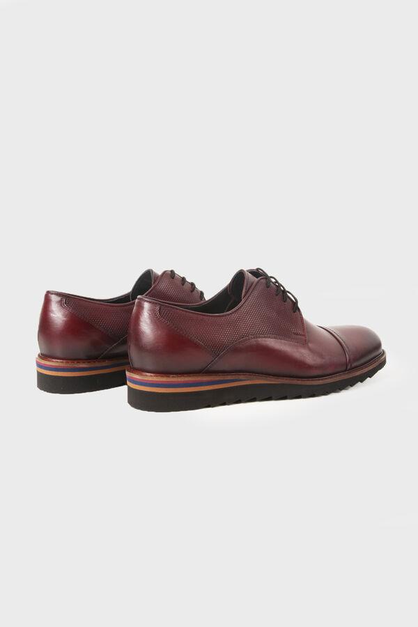 Hatemoğlu - Bordo Klasik Ayakkabı (1)