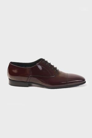 Hatemoğlu - Bordo Klasik Oxford Ayakkabı
