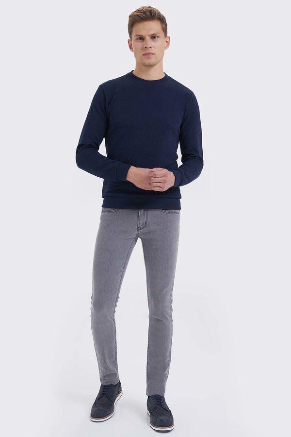 HTML - Denimmel Slim Fit Sweatshirt (1)