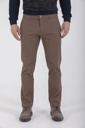Hatemoğlu - Kahverengi Regular Fit Spor Pantolon
