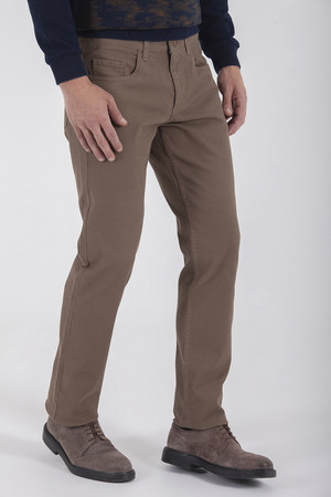 Hatemoğlu - Kahverengi Regular Fit Spor Pantolon (1)