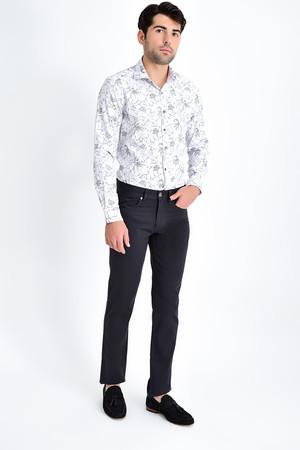 Hatemoğlu - Gri Regular Fit Spor Pantolon (1)