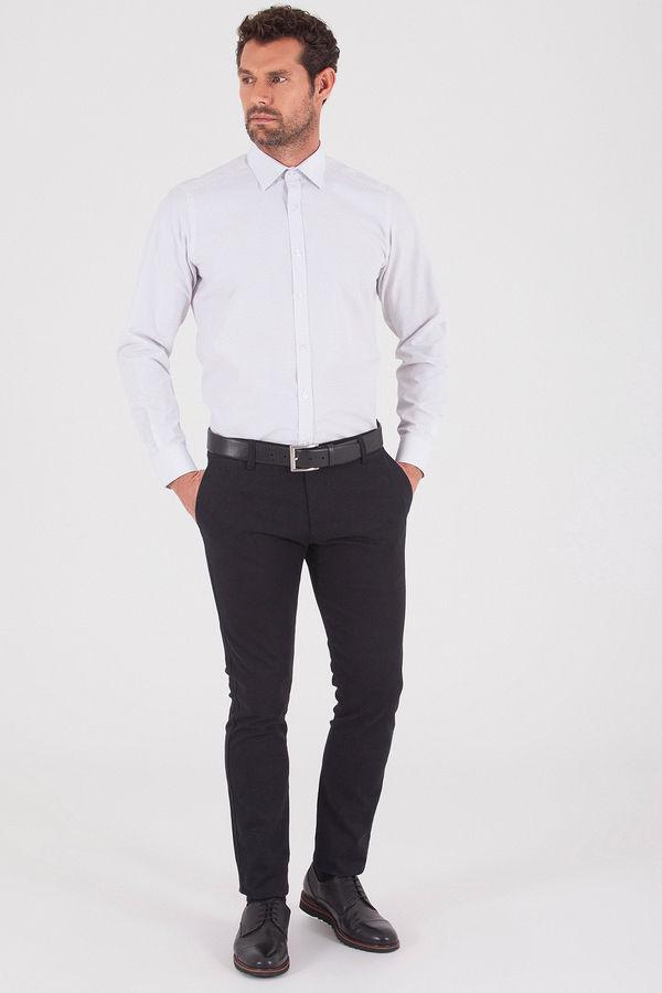 Hatem Saykı - Siyah Slim Fit Spor Pantolon (1)
