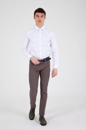 Hatem Saykı - Vizon Slim Fit Spor Pantolon (1)