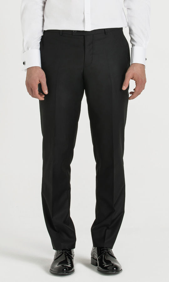 Hatemoğlu - Dinamik Siyah Pantolon