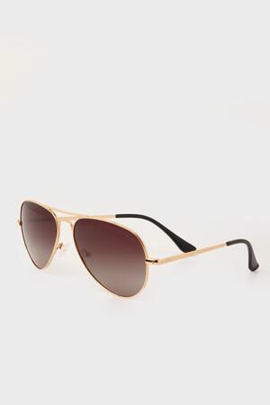 Hatem Saykı - Altın Kahverengi Güneş Gözlüğü (1)