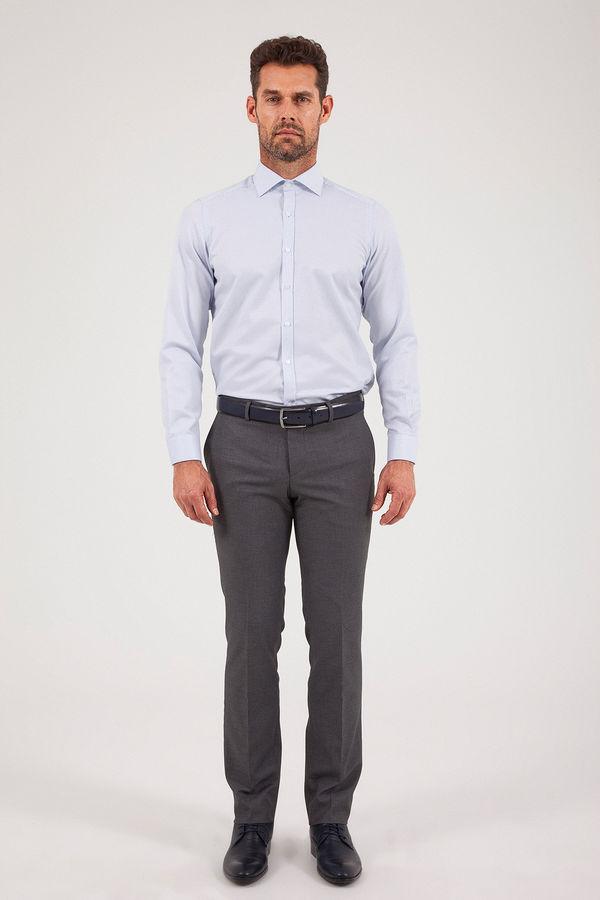 Hatemoğlu - Gri Dinamik Pantolon (1)