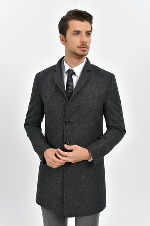 HTML - Gri Desenli Palto