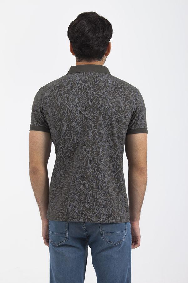 Haki Baskılı T-shirt