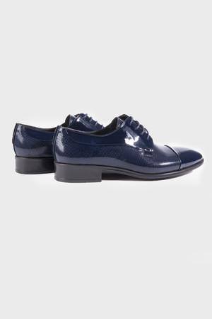 Hatemoğlu - Lacivert Klasik Oxford Ayakkabı (1)