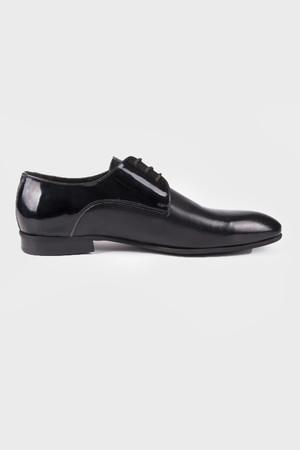 Hatem Saykı - Siyah Klasik Oxford Ayakkabı