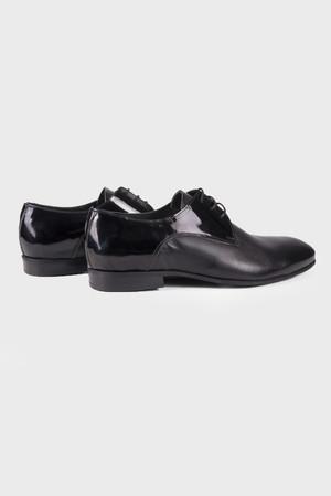 Hatem Saykı - Siyah Klasik Oxford Ayakkabı (1)