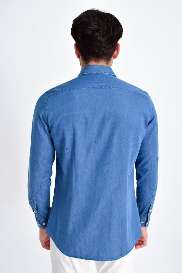 Indigo Slim Fit Gömlek