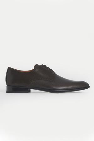 Hatemoğlu - Kahverengi Klasik Oxford Ayakkabı