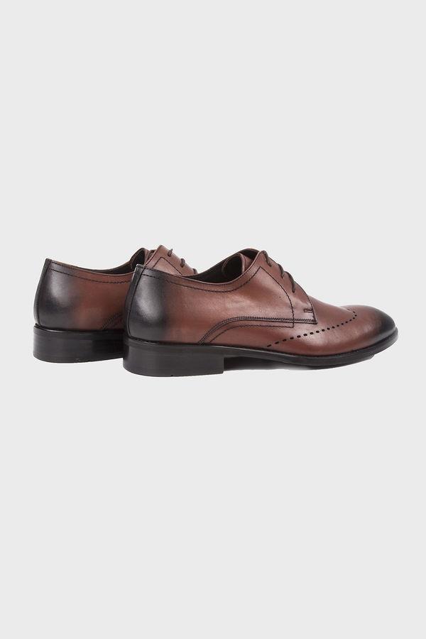 Hatemoğlu - Kahverengi Klasik Ayakkabı (1)