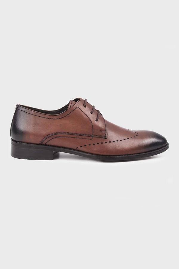 Hatemoğlu - Kahverengi Klasik Ayakkabı