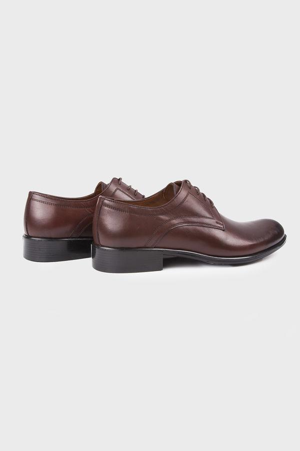 Hatemoğlu - Kahverengi Klasik Oxford Ayakkabı (1)