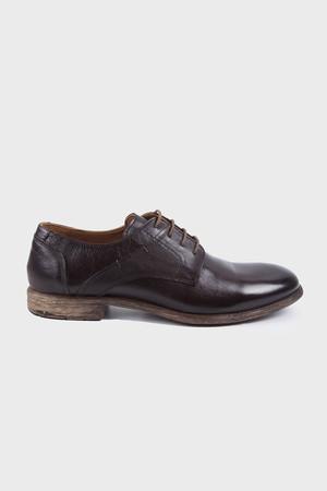 Hatem Saykı - Kahverengi Klasik Oxford Ayakkabı