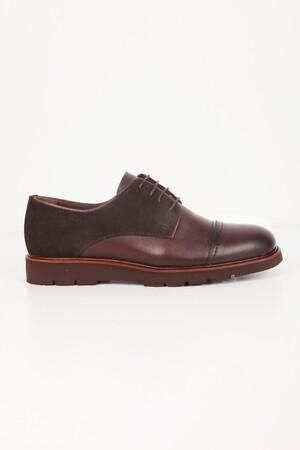 HATEMOĞLU - Kahverengi Günlük Oxford Ayakkabı
