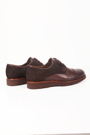 HATEMOĞLU - Kahverengi Günlük Oxford Ayakkabı (1)