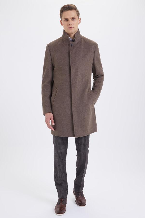 Hatemoğlu - Kahverengi Palto (1)