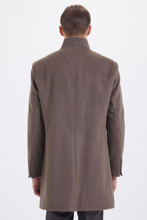 Kahverengi Palto