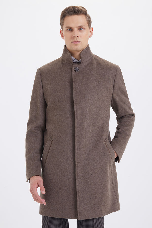 Hatemoğlu - Kahverengi Palto