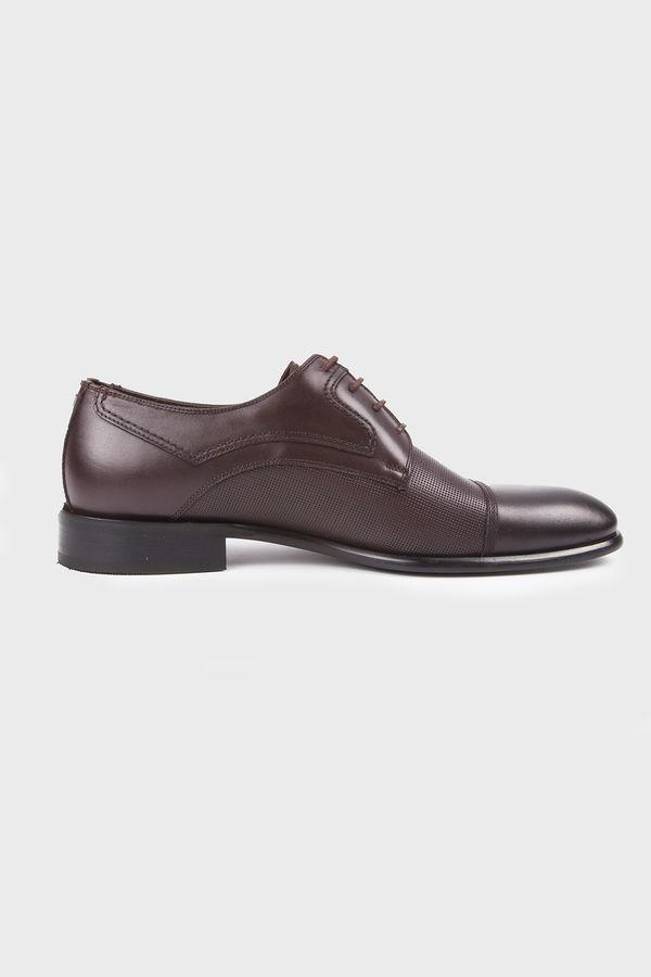 Hatemoğlu - Kahverengi Analin Ayakkabı