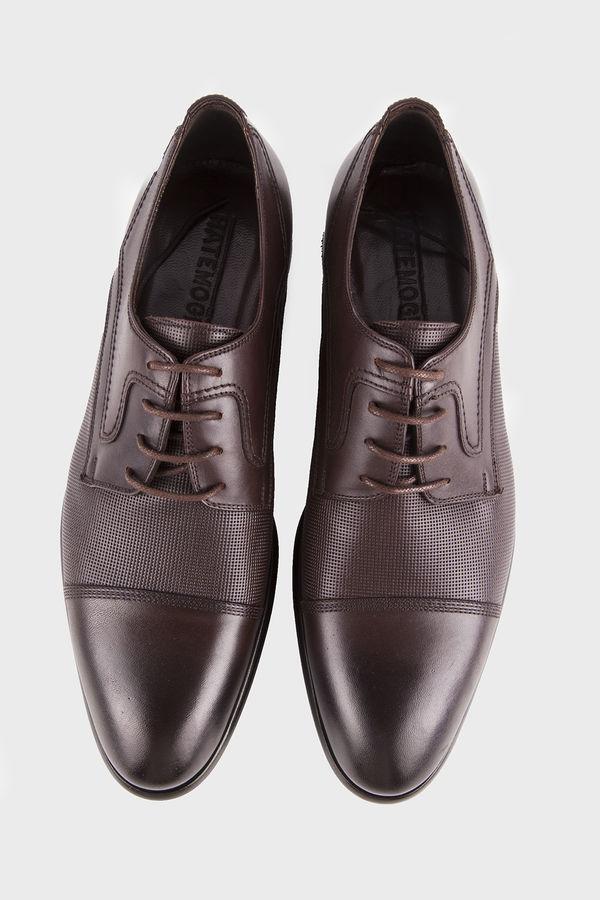 Hatemoğlu - Kahverengi Analin Ayakkabı (1)