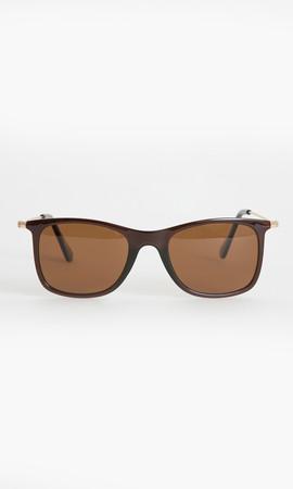 Kahverengi Güneş Gözlüğü - Thumbnail