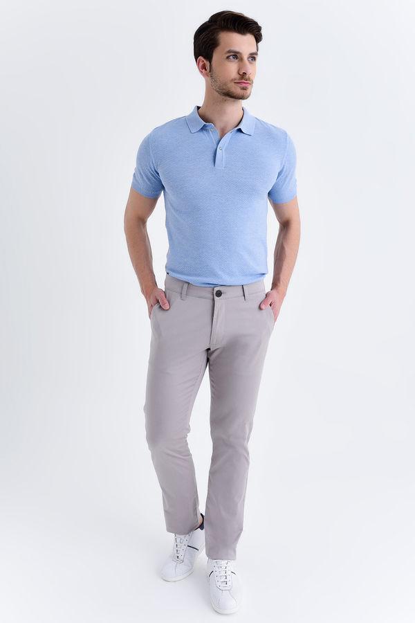 HATEMOĞLU - Bej Regular Pantolon (1)