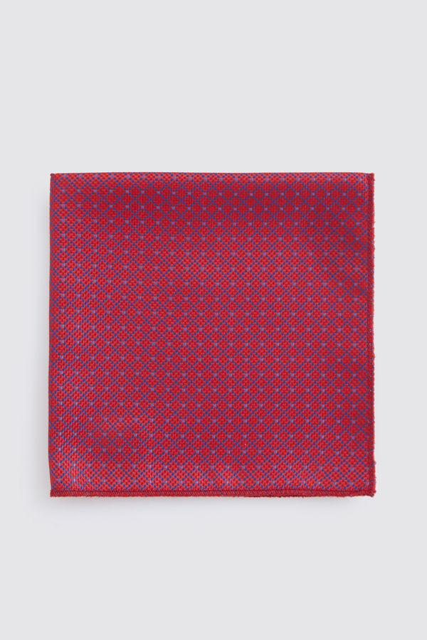 Hatemoğlu - Desenli Kırmızı Mendil (1)