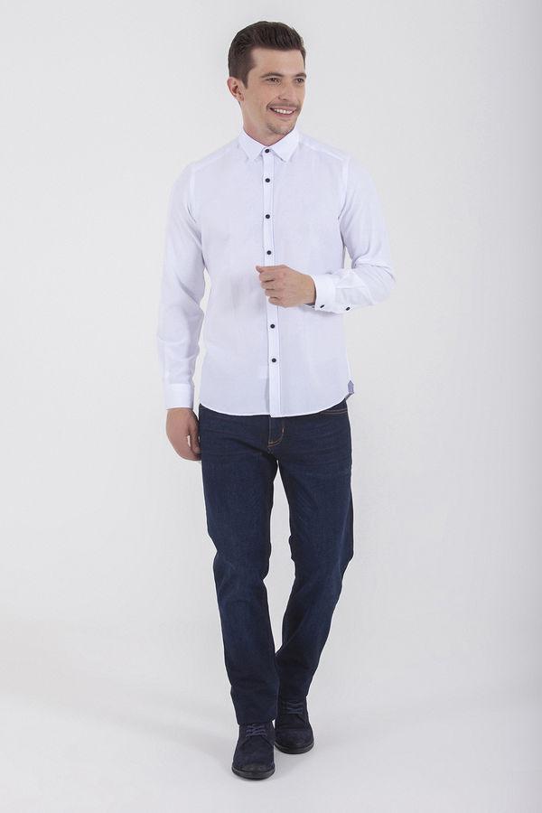 Hatemoğlu - Lacivert Regular Pantolon (1)