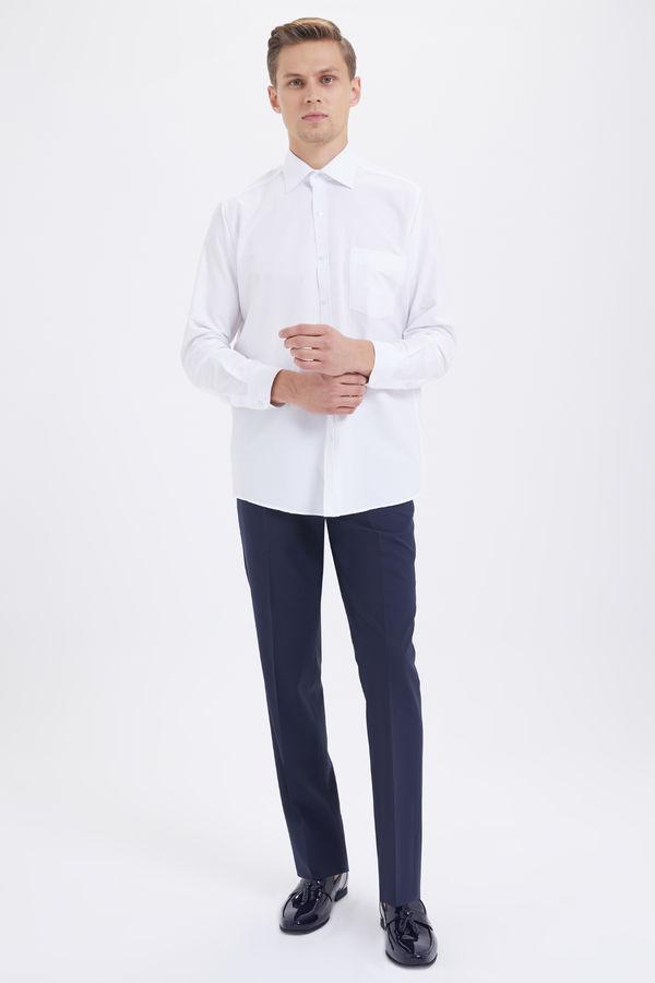 Hatemoğlu - Klasik Beyaz Gömlek (1)