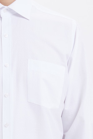 Klasik Beyaz Gömlek - Thumbnail