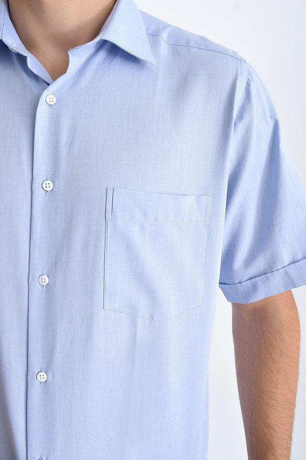 Klasik Mavi Gömlek
