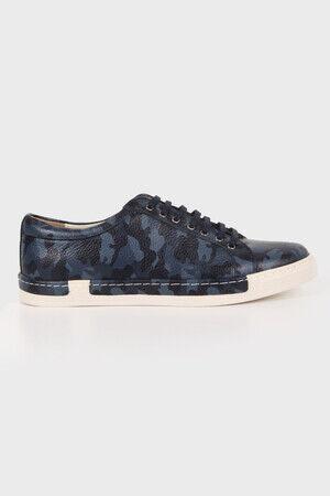 Lacivert Basic Ayakkabı