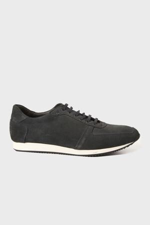 HTML - Lacivert Casual Ayakkabı