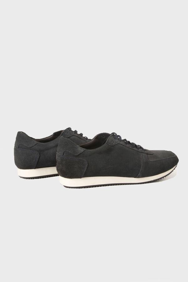 HTML - Lacivert Casual Ayakkabı (1)