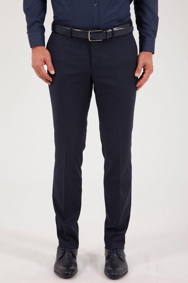 Hatemoğlu - Lacivert Klasik Pantolon