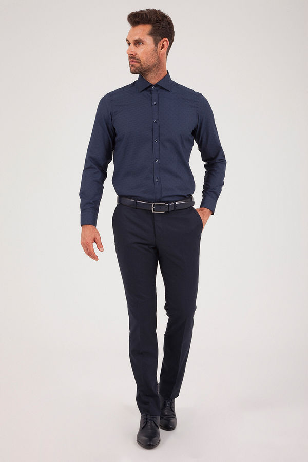 Hatemoğlu - Lacivert Klasik Pantolon (1)