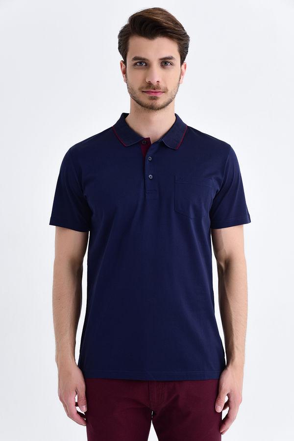 HATEMOĞLU - Lacivert - Regular T-shirt