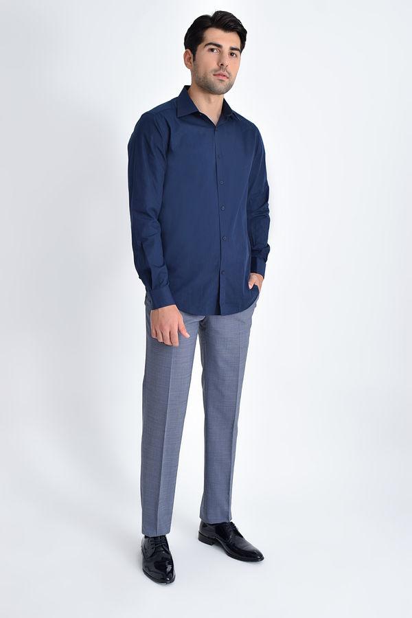 Hatemoğlu - Lacivert Regular Gömlek (1)