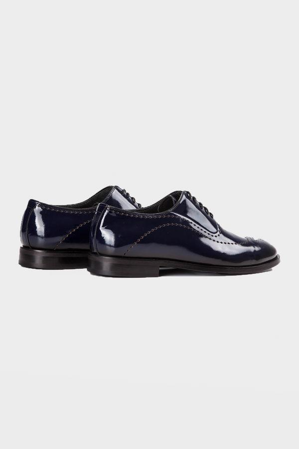 Hatem Saykı - Lacivert Klasik Ayakkabı (1)