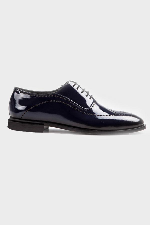 Hatem Saykı - Lacivert Klasik Ayakkabı
